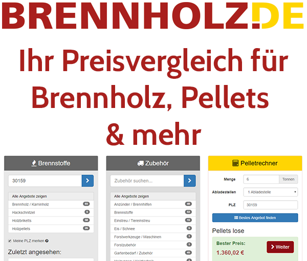 Top Günstige Preise für Brennholz, Kaminholz, Holzbriketts #EV_23